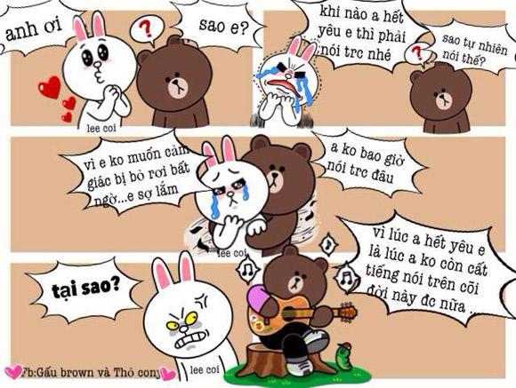 Chuyện Gấu Brown và thỏ Cony - Page 3 67ce2e10