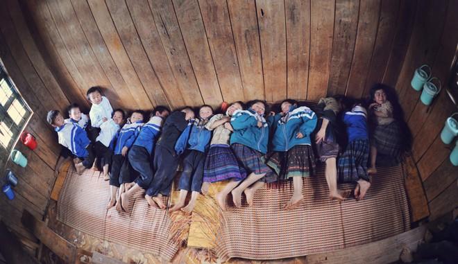 Khoảnh khắc cuộc sống bình dị, nên thơ ở làng quê Việt Cuoc-t10