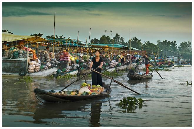 Khoảnh khắc cuộc sống bình dị, nên thơ ở làng quê Việt Cuoc-t16