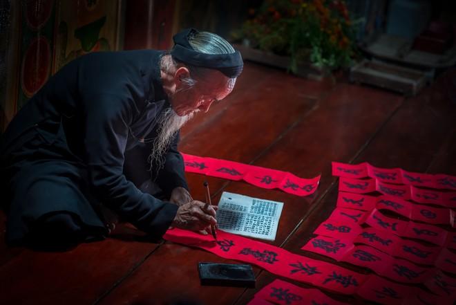 Khoảnh khắc cuộc sống bình dị, nên thơ ở làng quê Việt Cuoc-t27