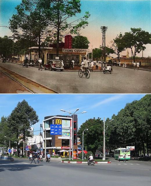 Sài Gòn quyến rũ qua bộ ảnh xưa và nay Sg1-3810