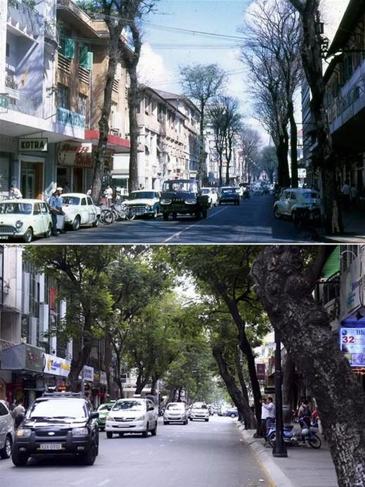 Sài Gòn quyến rũ qua bộ ảnh xưa và nay Sg13-411