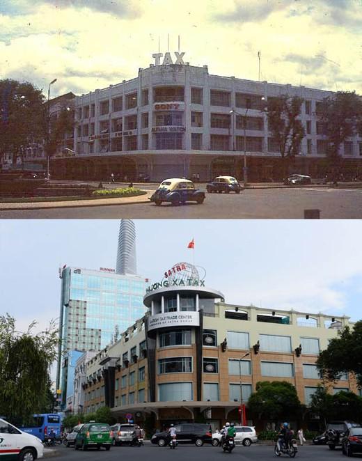 Sài Gòn quyến rũ qua bộ ảnh xưa và nay Sg14-611