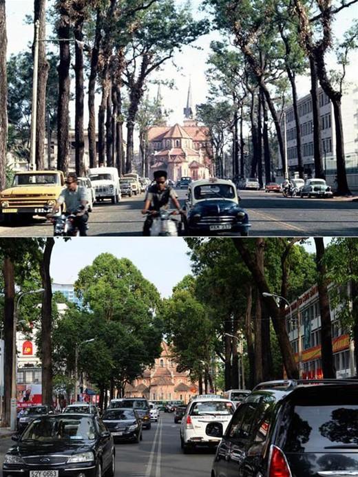 Sài Gòn quyến rũ qua bộ ảnh xưa và nay Sg16-210
