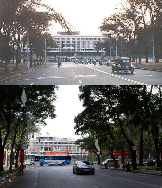 Sài Gòn quyến rũ qua bộ ảnh xưa và nay Sg18-710