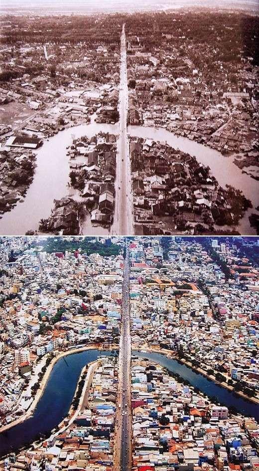 Sài Gòn quyến rũ qua bộ ảnh xưa và nay Sg28-311