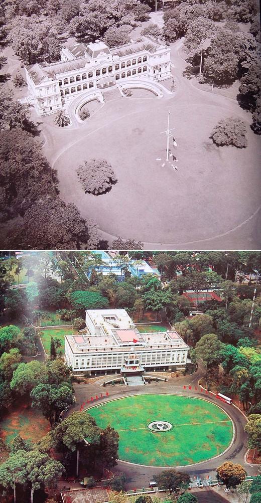 Sài Gòn quyến rũ qua bộ ảnh xưa và nay Sg30-211