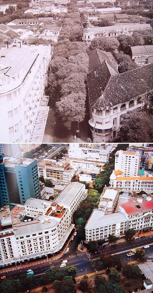 Sài Gòn quyến rũ qua bộ ảnh xưa và nay Sg33-410