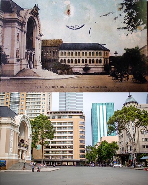 Sài Gòn quyến rũ qua bộ ảnh xưa và nay Sg9-5111
