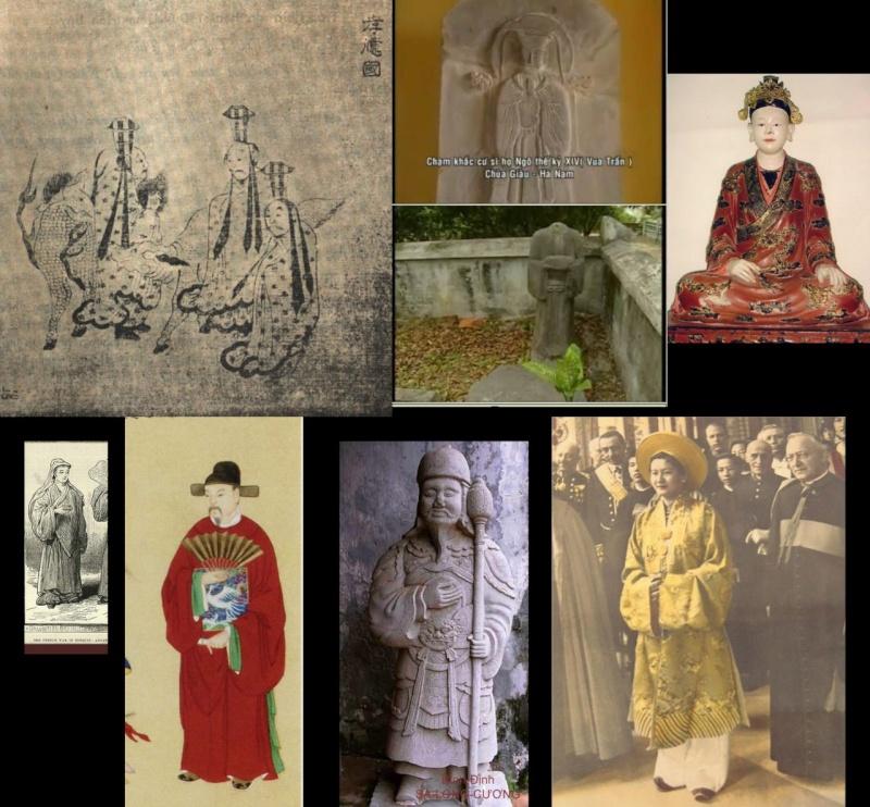Hình ảnh về trang phục lịch sử Việt Nam Tumblr10