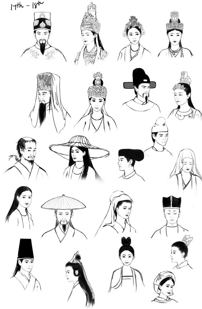 Hình ảnh về trang phục lịch sử Việt Nam Tumblr14