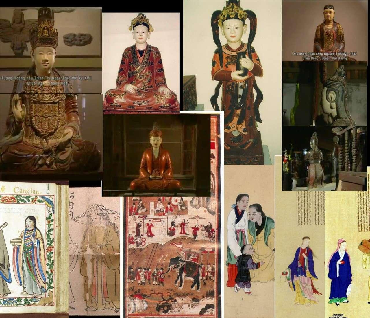 Hình ảnh về trang phục lịch sử Việt Nam Tumblr15