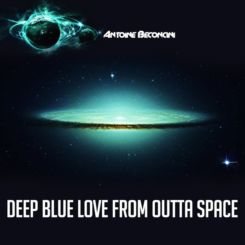Deep Blue Love From Outta Space Dblfos10