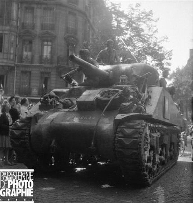 Auguste GAUTIER - 12 RCA 2ème escadron - char 32 PROVENCE 42064412