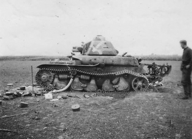 13e BCC et GBC 515 - 21 Mai 1940 R35_l_10