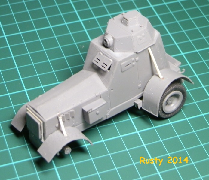 Automitrailleuse Wz-34 / II [Mirage Hobby 1/35] P6290210