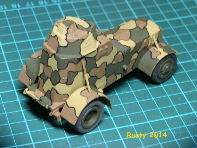 Automitrailleuse Wz-34 / II [Mirage Hobby 1/35] P6290217