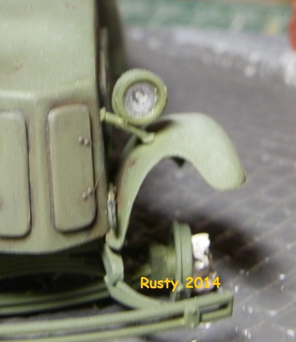 Automitrailleuse Soviétique capturée BA-10 [1/35 ZVEZDA] P7050214