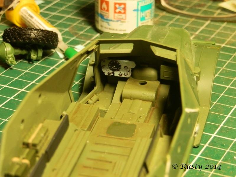 BTR-152K [1/35 SKIF] - Page 2 P8180312