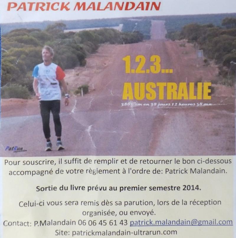 Patrick malandain et la  troisiéme tran-scontinentale Dscf8610
