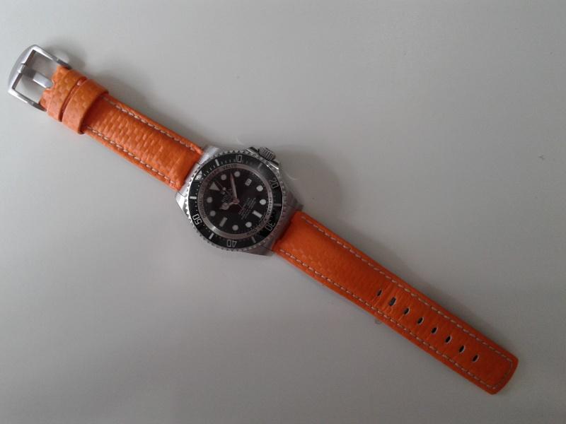 Feux de vos montres monté sur Carbon Hirsch - Page 3 20140710