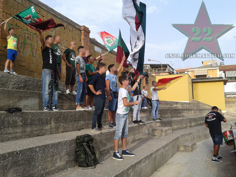 Stagione Ultras 2014-2015 A18