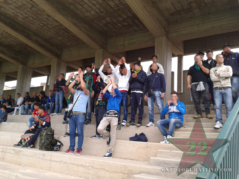 Stagione Ultras 2014-2015 A20