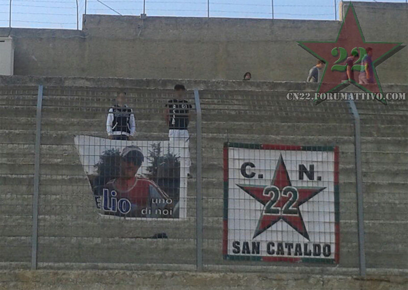 Stagione Ultras 2014-2015 A21