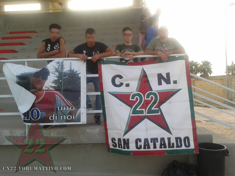 Stagione Ultras 2014-2015 A22