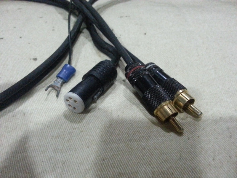 Generic tonearm cable(sold) _5710