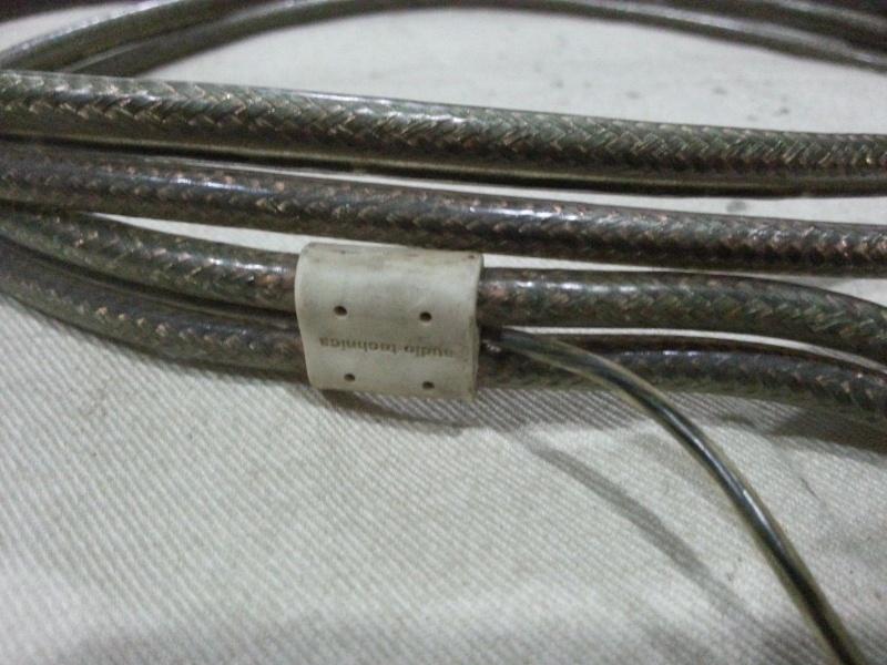 Audio Technica tonearm cable(sold) _57_810