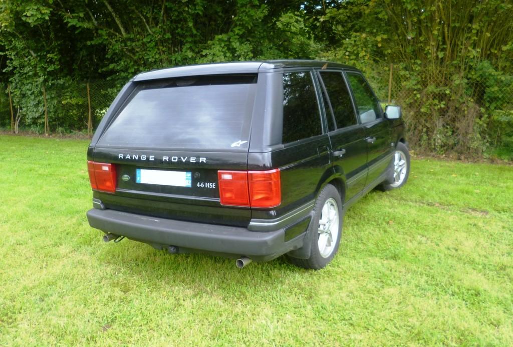 4.6 HSE 99 et Rover Vitesse 83! - Page 2 P1310523