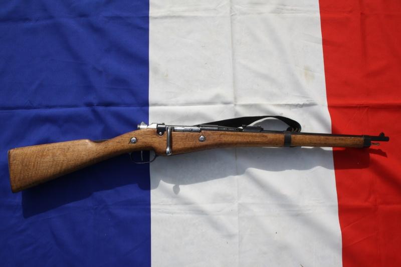 Carabine Berthier Mle 1890 ??? 00115