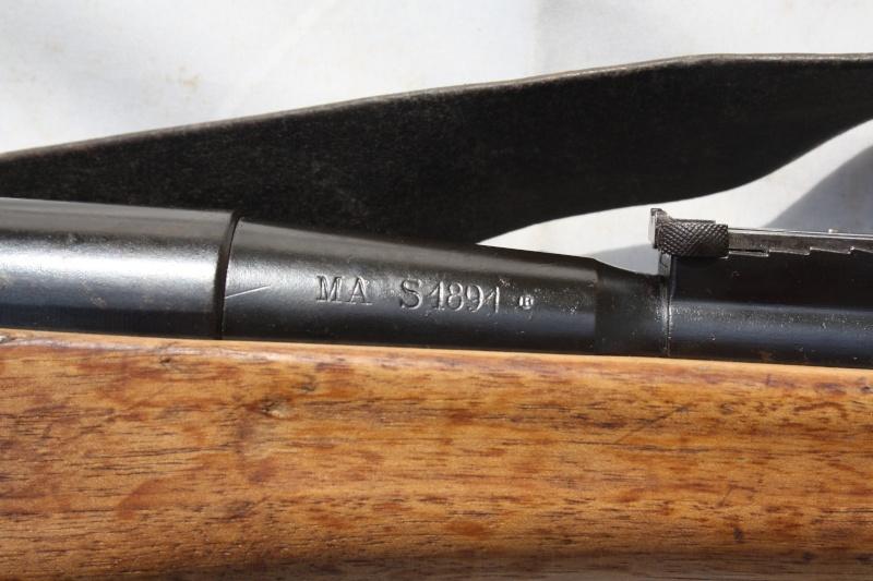 Carabine Berthier Mle 1890 ??? 00413