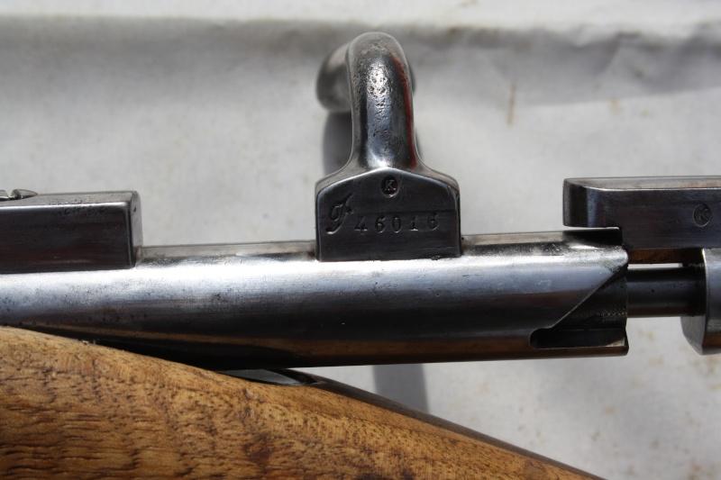 Carabine Berthier Mle 1890 ??? 01212