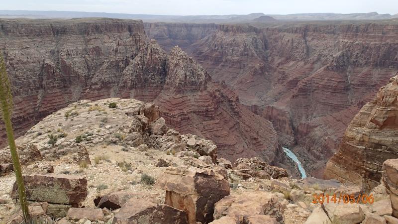 New Mexico - Colorado - Utah - Arizona - Kurts Reisebericht nach Nordamerika 2014 P5061610