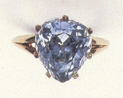Exposition : Marie-Antoinette à Versailles (1955) - Les bijoux  Diaman10