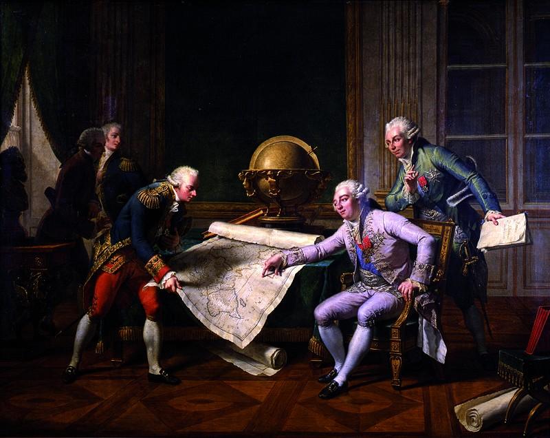 Jean-François de la Pérouse et l'expédition Lapérouse Louis_10