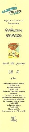 DIVERS autour du livre non classé - Page 2 010_1213