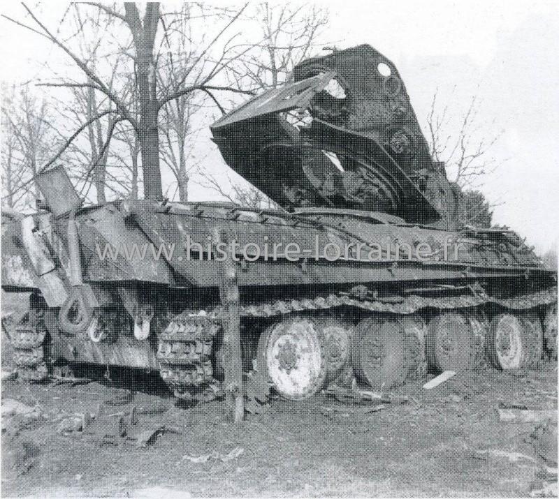 Il y a 70 ans se déroulait la plus grande bataille de chars dans l'ouest. 44510