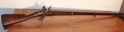 Fusil à silex, 1777 révolutionnaire. _0000410