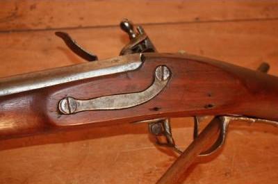 Fusil à silex, 1777 révolutionnaire. _0000910