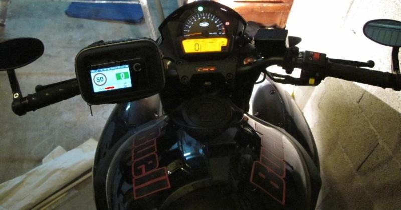 GPS ANTI RADAR INFORAD COMMUNIQUANT LEGAL Img_1513