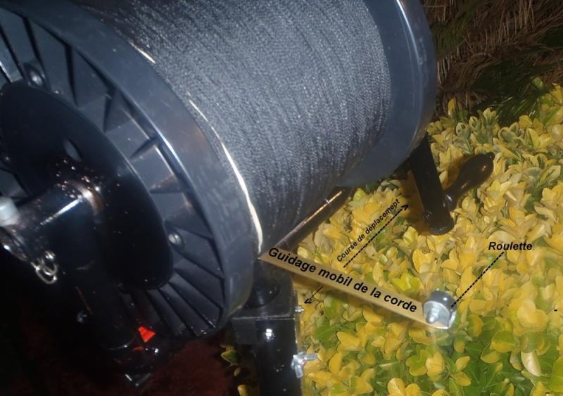 Trawling verticale de 600 mètres avec GoPro Dyplac11
