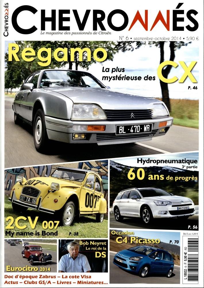 LES CHEVRONNES (Nouveau Magazine) L893210