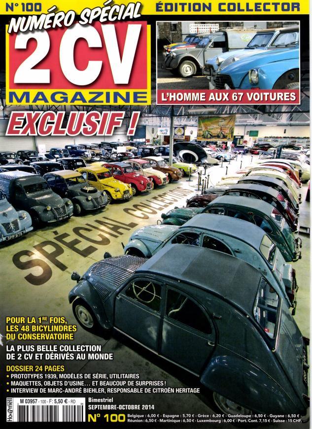 2CV Magazine§ M395710