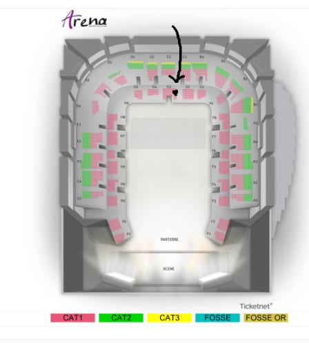 """Tournée 2015/2016 de johnny """"RESTER VIVANT """" Dates de tournée et Part 1 les festivals Captur68"""