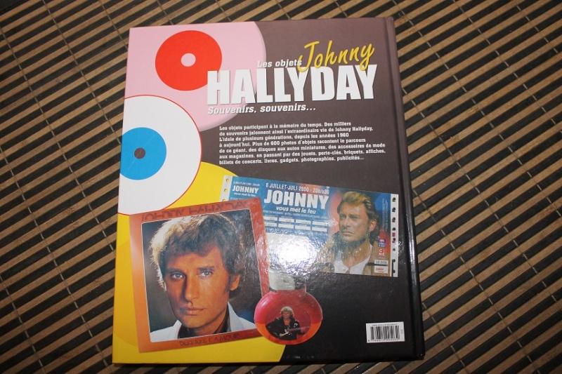 [livre] Les objets Johnny Hallyday Souvenirs souvenirs.. Img_5311