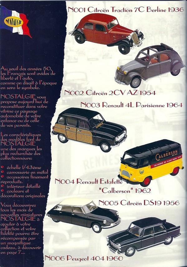 Nostalgie 2cv Charleston Numyri11