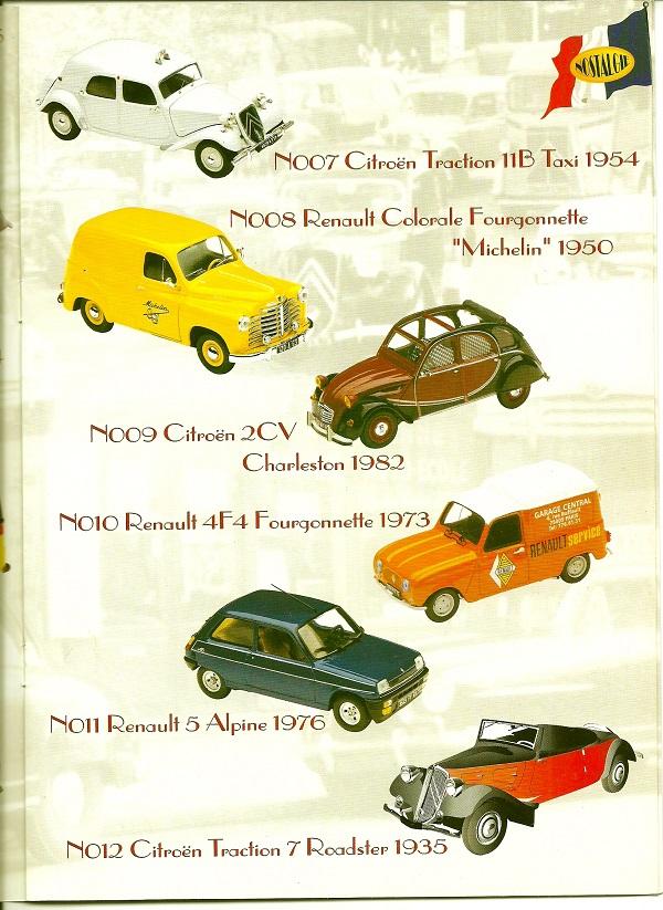 Nostalgie 2cv Charleston Numyri12